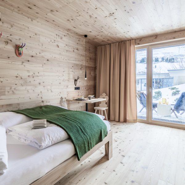 Krickerl-Appartement, 22,5 m², bis 2 Pers