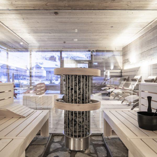 Saunas in the 3-Seenhaus