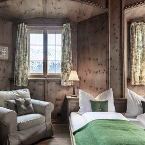 Fürstenzimmer im Jagschloss