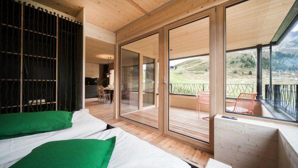 Gloriette Suite, 68 m², 2 – 4 Pers.