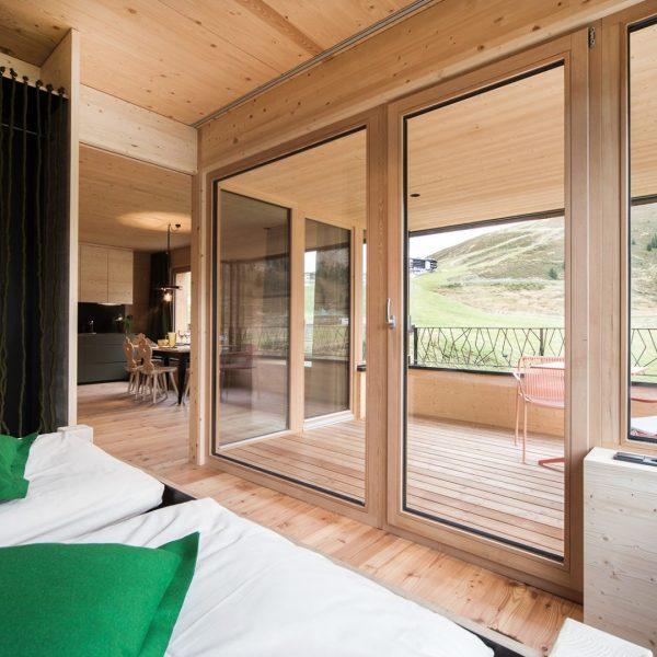 Gloriette-Suite, 68 m², 2 bis 4 Pers.