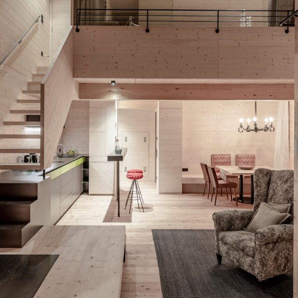 h & h – hoch & herrlich-Suite