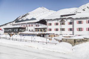 Hotel an der Piste Jagdschloss Kühtai