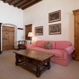 Leopold Suite im Jagdschloss Resort