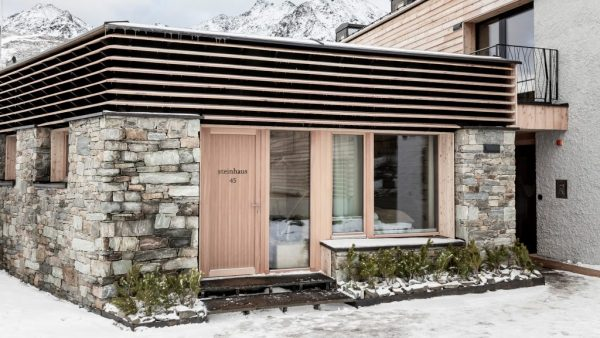 Steinhaus, 74 m², 2 bis 4 Pers
