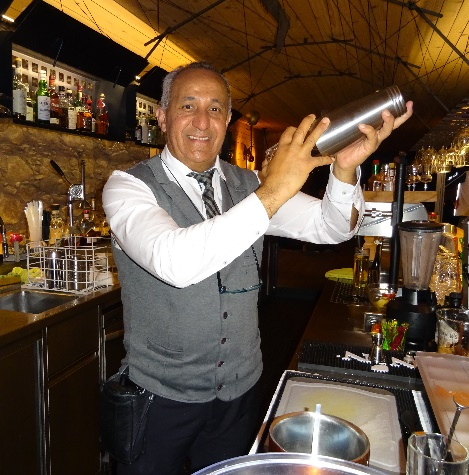 """Santana"" (Barkeeper)"