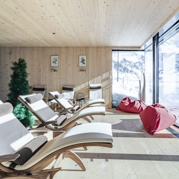 Saunas in the Jagdschloss