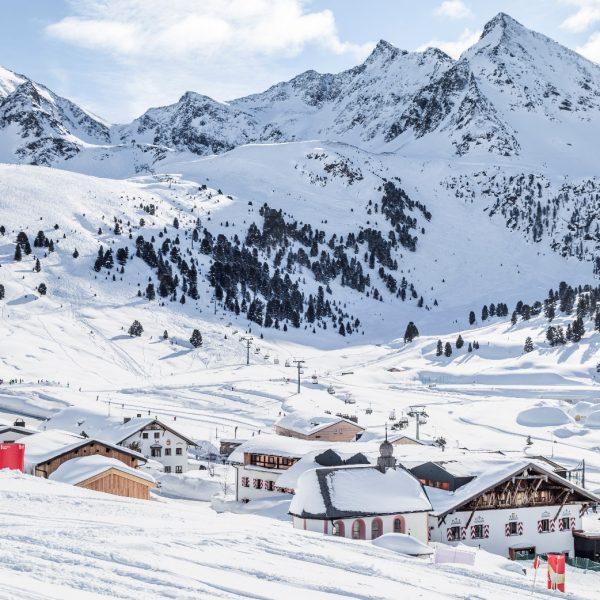 The ski season starts in 100 days