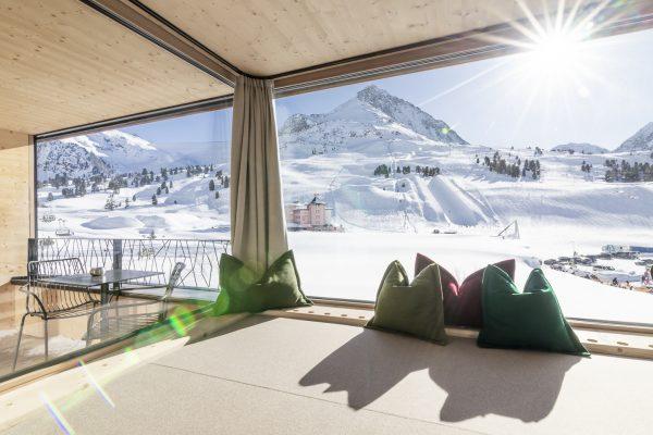 3-Seenhaus im winter